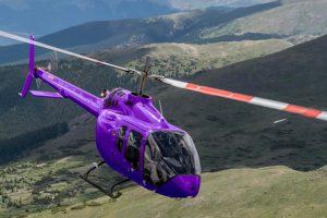 Los pedidos de Bell Helicopter continúan aumentando en China