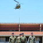 40 años del Bell 212 en la Fuerza Aérea Argentina