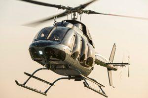 Un cliente privado canadiense selecciona el Bell 407GXP por sus capacidades tecnológicas