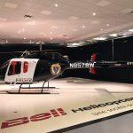 La Policía de Stockton recibe un Bell 505 Jet Ranger X