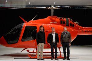 Bell entrega de dos helicópteros Bell 505 Jet Ranger X en la región de Asia-Pacífico