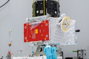 Los orbitadores científicos de BepiColombo ya están unidos
