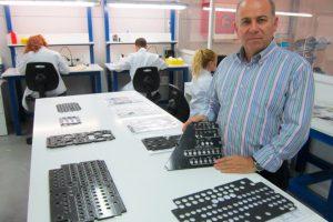 Grabysur presenta en Le Bourget sus soluciones Human Machine Interface