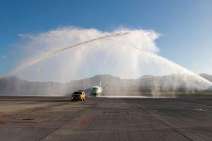Binter inaugura la rura directa Tenerife Norte – Lisboa