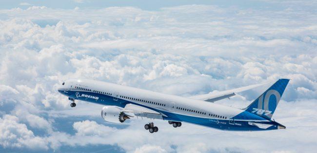 Boeing prevé que el mercado de aviones comerciales y servicios alcance los 15 billones de dólares