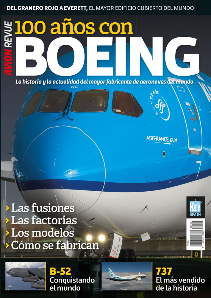 Especial 100 años Boeing