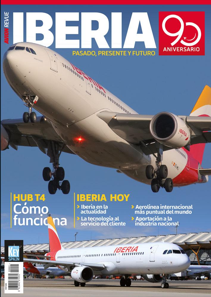 Especial 90 años Iberia