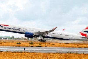 A350, British Airways