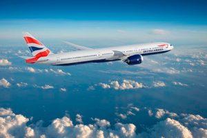 IAG realiza un pedido de 18 B777-9 y 24 opciones para British