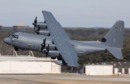 Lockheed Martin entrega su C-130J Super Hércules número 400