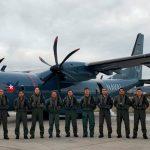 España evalúa en Chile el C-295 para reforzar patrulla marítima