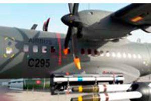 EXPAL exhibió la gama de cohetes aire-tierra CAT – 70 (2,75 pulgadas) en el Dubai Airshow