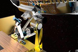 La ESA selecciona el mecanismo de sujeción de SENER para tratar el problema de la basura espacial