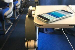 Air Europa instala en su flotaAirbus A330 cargadores USB para cada pasajero