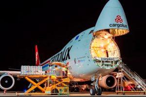 Emirates SkyCargo y Cargolux anuncian un acuerdo de código compartido