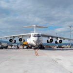 Aeropuertos de Aena han operado un centenar de vuelos con material sanitario