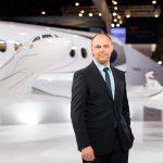 Dassault Aviation nombra a Carlos Brana vicepresidente ejecutivo de su división de aeronaves civiles