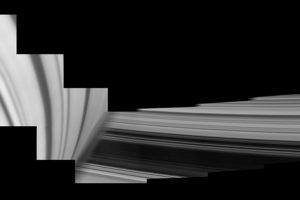 Cassini brinda otra perspectiva de los anillos de Saturno