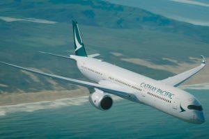Cathay Pacific convertirá su ruta Barcelona – Hong Kong en un servicio regular en 2018