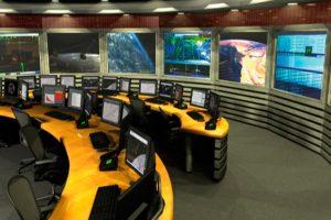 Centro de control GMV