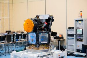 Airbus DS finaliza la construcción del satélite Cheops