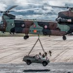 Boeing modernizará toda la flota española de helicópteros Chinook