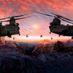 Boeing se presenta al programa de helicópteros pesados alemán