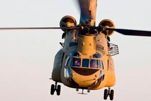 Boeing se asegura el contrato de servicios para los Chinooks de Canadá