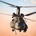 Boeing firma un contrato por 9 Chinook para el USASOAC