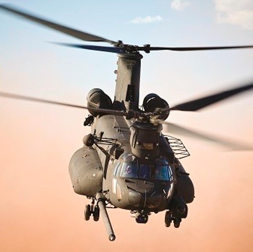MH-47G Block II, Boeing Chinook