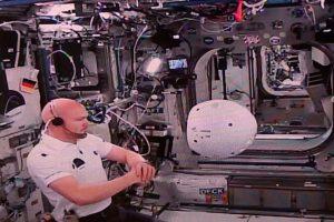 CIMON supera su primera misión en el espacio