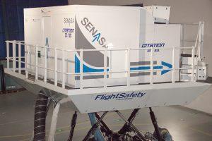 En venta simulador de vuelo Citation III FFS