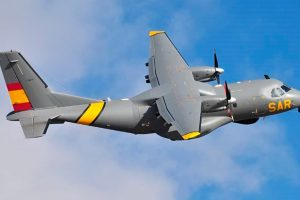 CN-235 SAR, Ejército del Aire España,