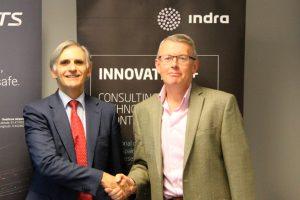 NATS adjudica un importante contrato a Indra paraafrontar el próximo hito dentro de iTEC