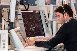 A falta de diciembre, Enaire ha gestionado más de 1,8 millones de vuelos, un 6,8% más