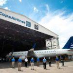 Copa despachó el primero de sus 14 Embraer 190 vendidos a australiana Alliance