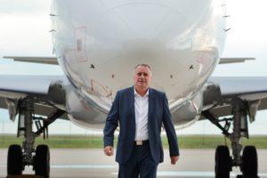 SuperJet International nombra a Stewart Cordner como nuevo responsable de ventas del programa SSJ100