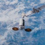 Cygnus de camino a la ISS