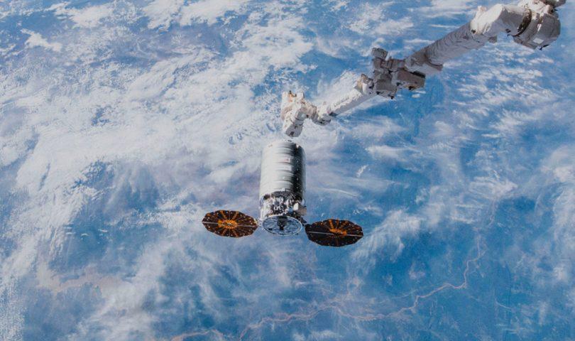 Nave, Cygnus, ISS,