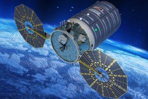 La última nave espacial Cygnus va camino de la ISS