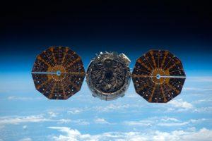 La nave de carga Cygnus rumbo a la ISS