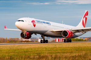 Czech Airlines anuncia el reinicio de su ruta directa Bilbao – Praga