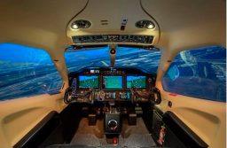 El primer simulador TBM 930 obtiene la certificación
