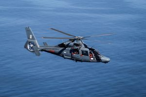 La Fuerza Aérea de Lituania renueva el contrato de Dauphin HCare Infinite