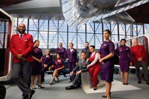 Delta presenta sus nuevos uniformes diseñados por Zac Posen