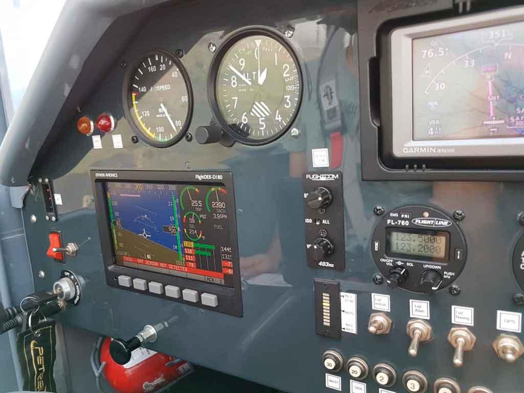 Division Avionics, Petrel 912