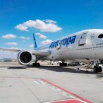 Air Europa dedica un Dreamliner al VIII Centenario de la Universidad de Salamanca