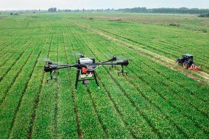SUGUS, drones, GMV,