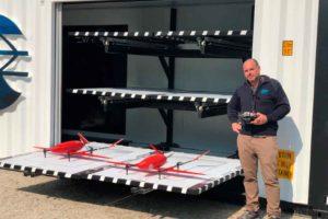 Drones, European Flyers