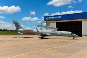 EMB 145 AEW & C (E99)